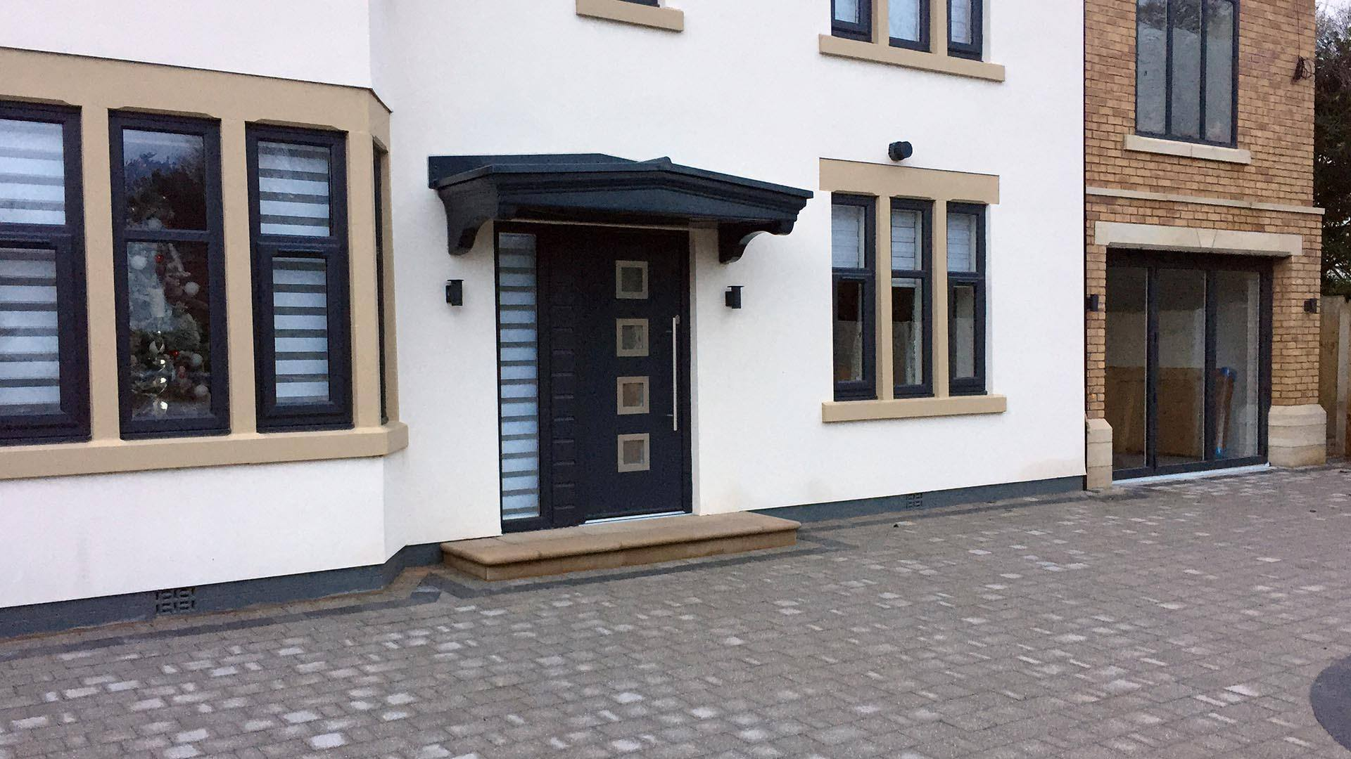 Front Door Canopy Over Door Porch Canopies Canopies Uk