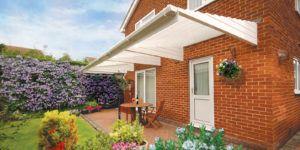 House Patio Canopy Back Garden
