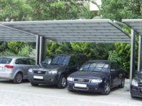 Italia Car Park Canopy