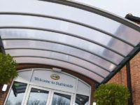 external door canopy