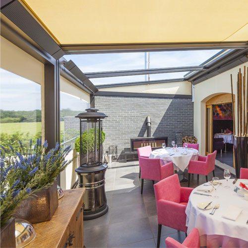 restaurant canopies