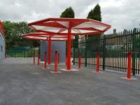 smoking canopy uk