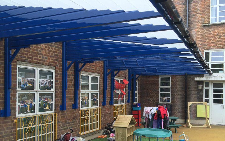 playground canopy