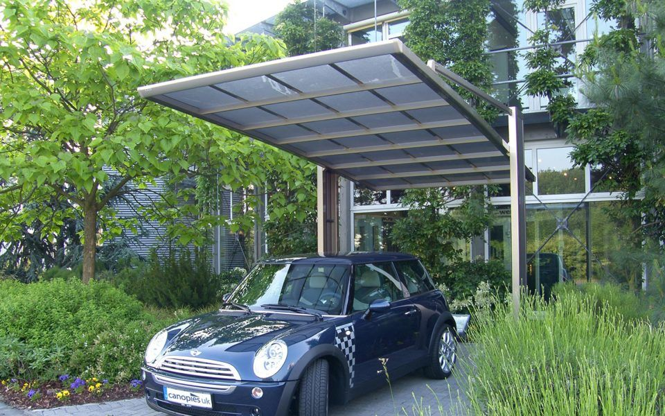 car canopies and shelters