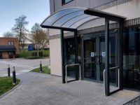 entrance door canopies