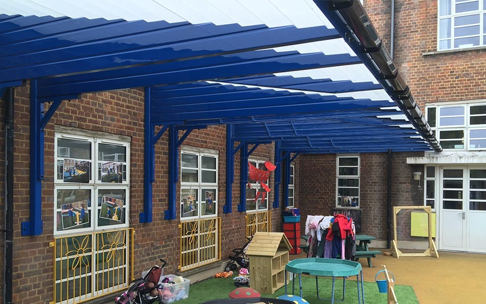 playground canopies