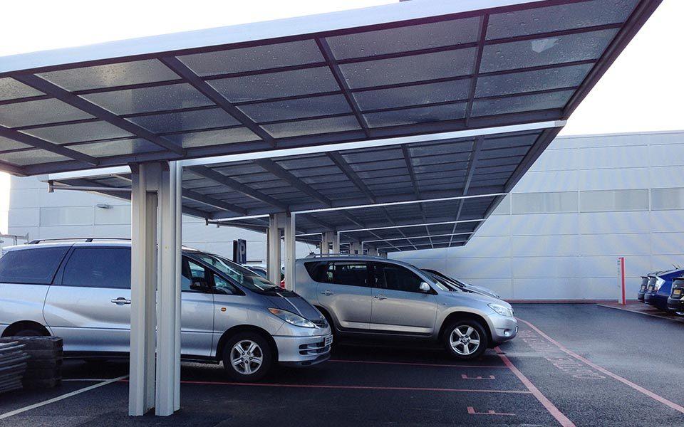 car park canopy