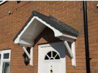 over front door canopy