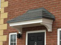 house front door canopies