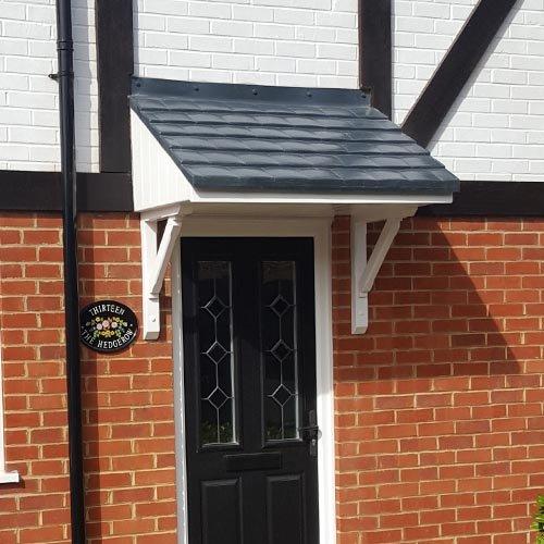 front door canopies