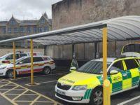 Car Park Canopy - Healthcare
