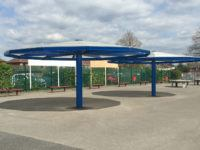 playground shelters for schools