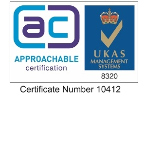 Approachable UKAS Management Systems accreditation