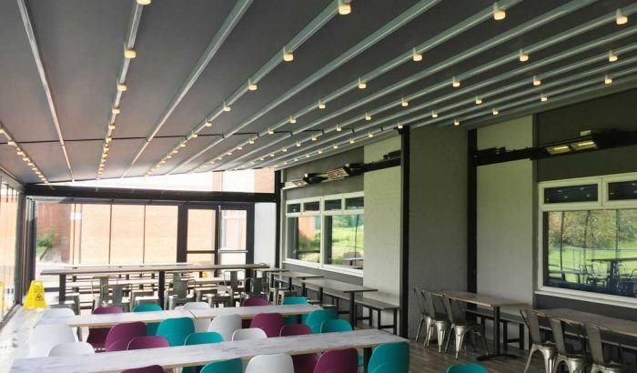 canopies for education
