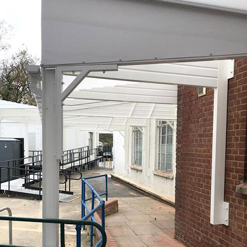 Epson Hospital Canopy System